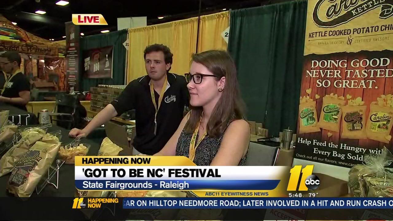 Got To Be NC Festival in full swing
