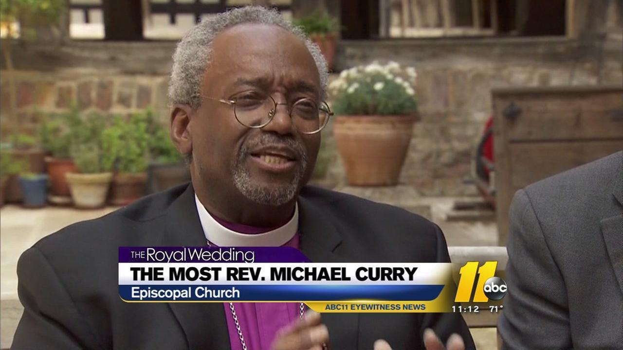 Former North Carolina bishop to give homily at royal wedding