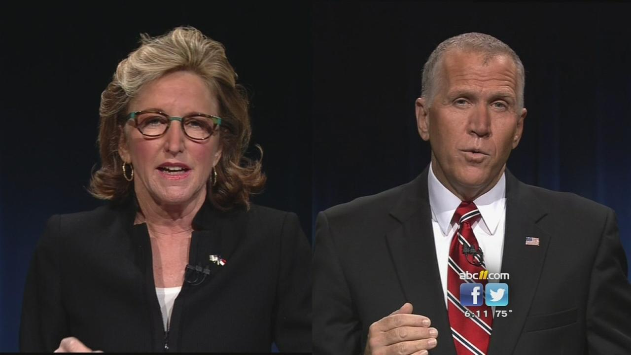 I-Team: Democrats say Tillis isnt paying women staffers equally