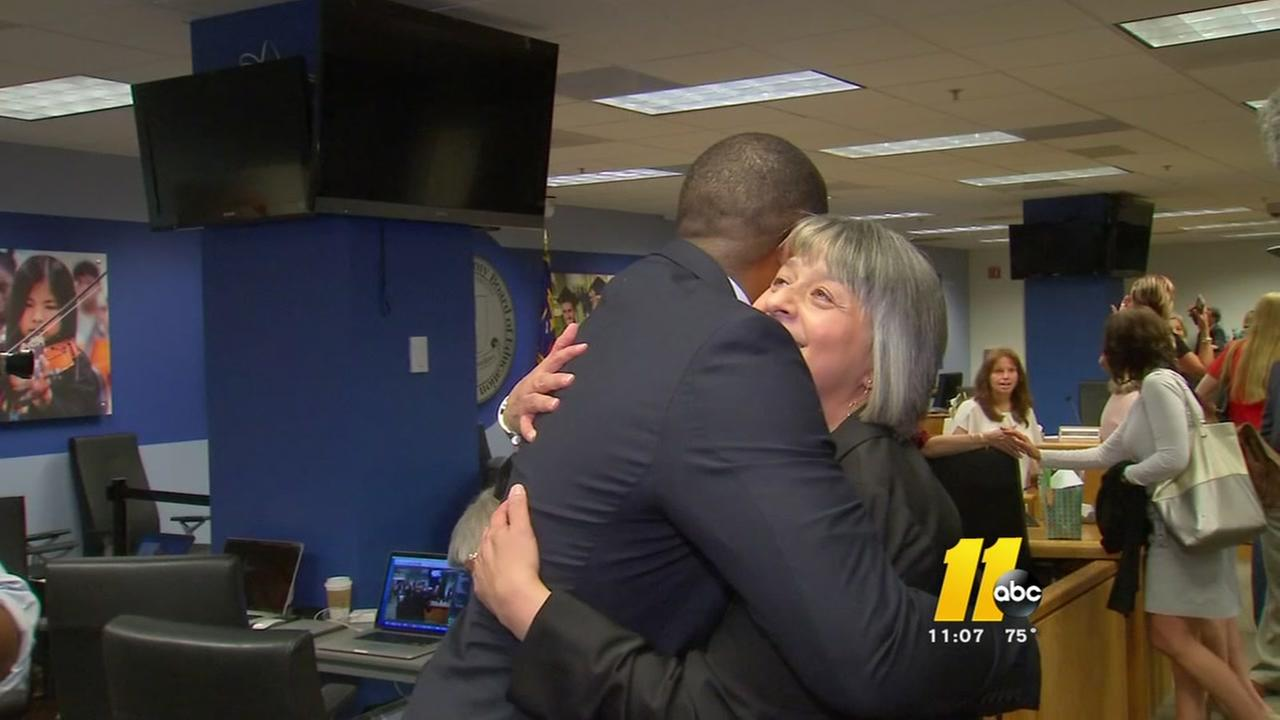NCCU coach Moton reveals special impact Moore made on his life