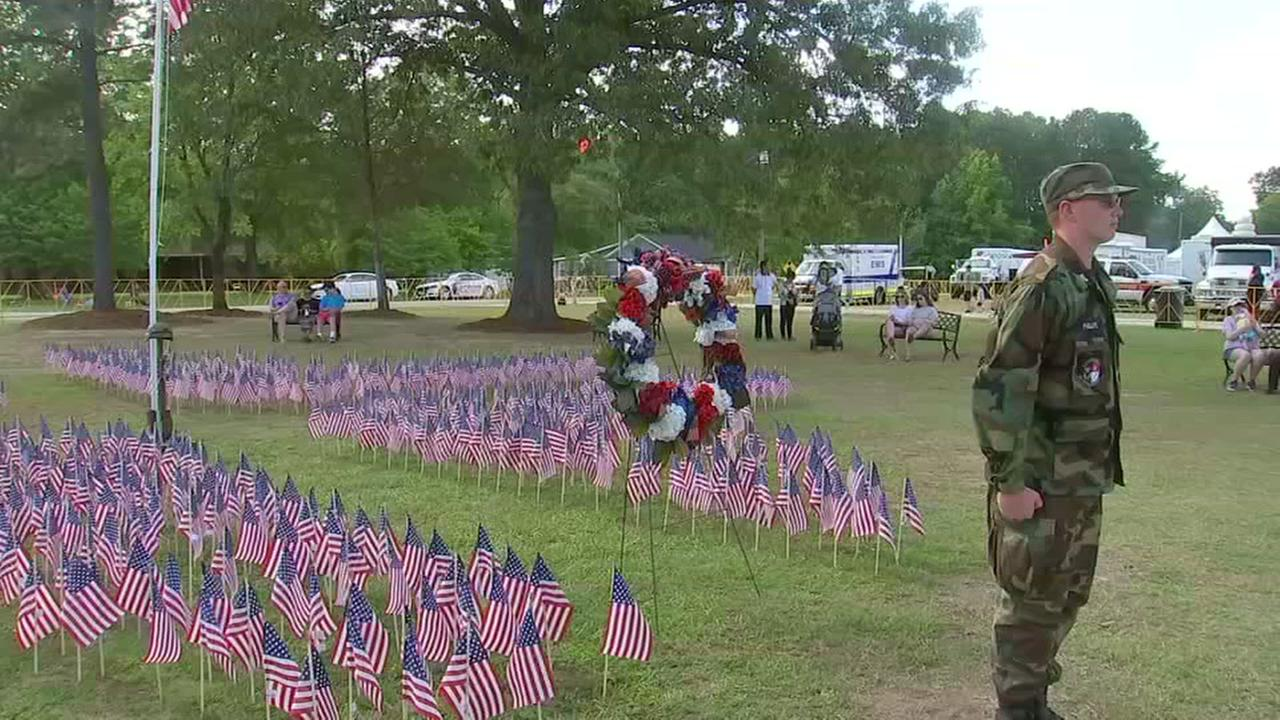 Veterans service, struggles highlight importance of Freedom Balloon Fest