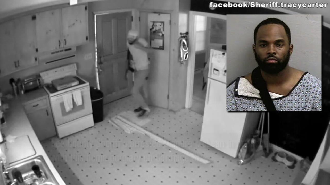 Lee County Sheriffs make an arrest in home burglary case