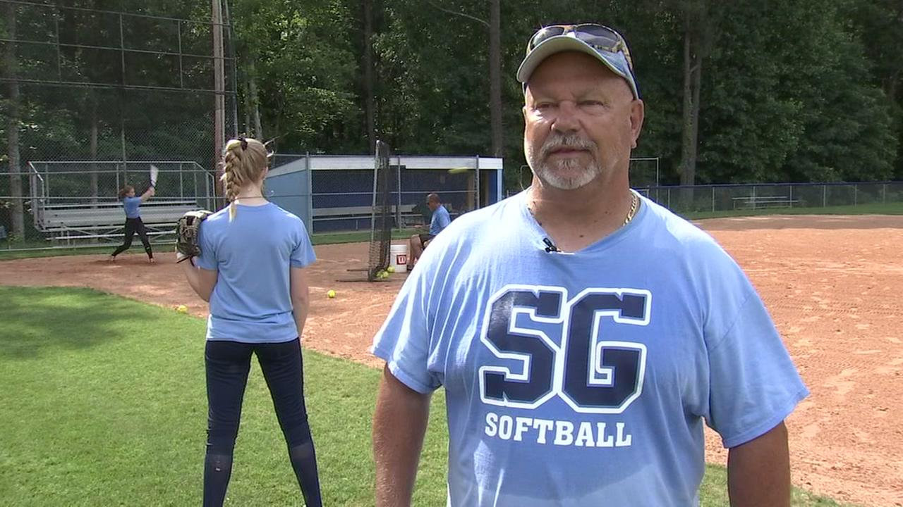 South Granville ready to swing at another softball title