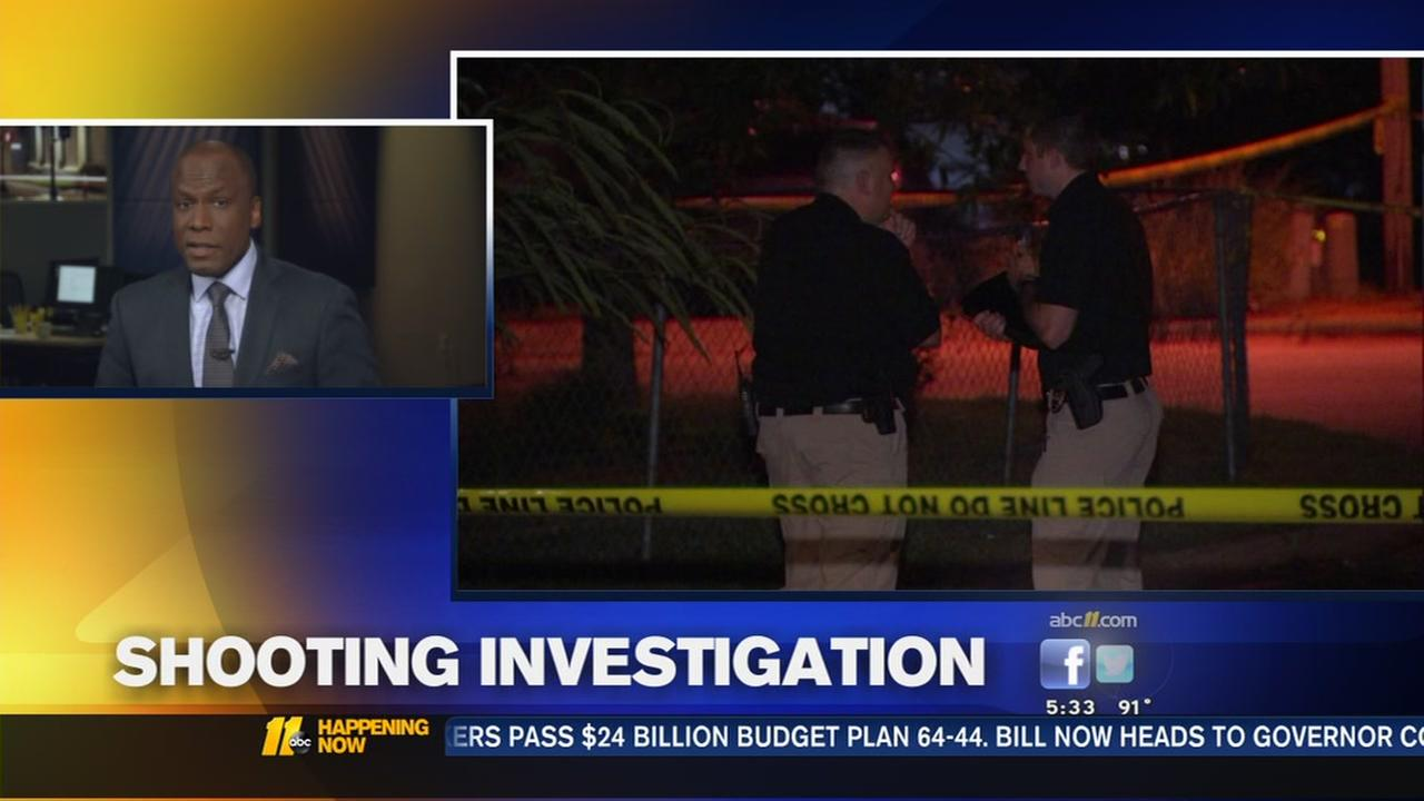 Woman shot in Wake Forest
