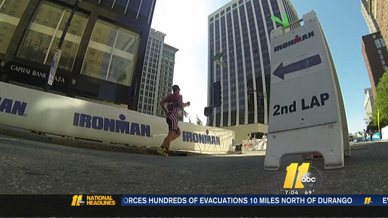 Ironman 70.3 Raleigh: What you need to know