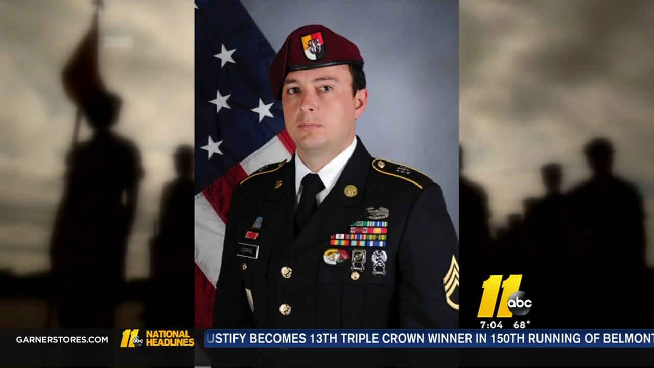 Fort Bragg soldier killed in Somalia attack