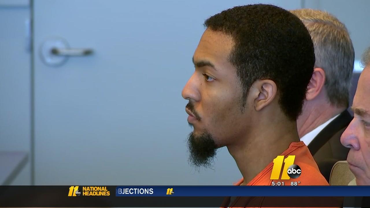 Kelton Fox pleads guilty to the murder of Tierra Hall