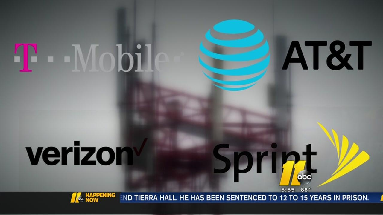 Troubleshooter Diane Wilson breaks down which carrier has the best cellular service in the triangle