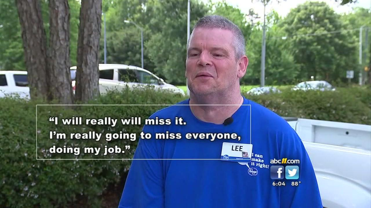 Disabled Kroger employee worried about impact of store closures