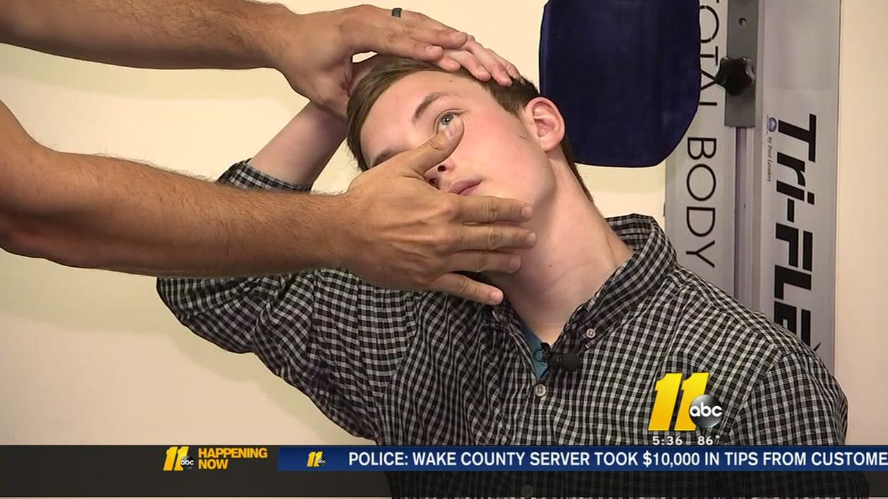 Chiropractor warns of condition called text neck