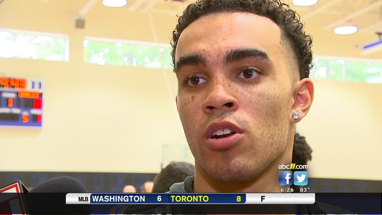 Tre Jones taking meaning of Dukes Brotherhood to a new level