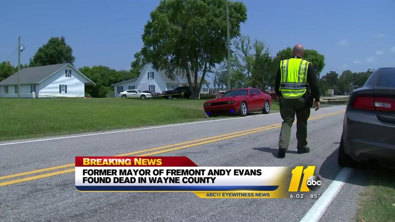 Former mayor of Fremont Andy Evans found dead Saturday