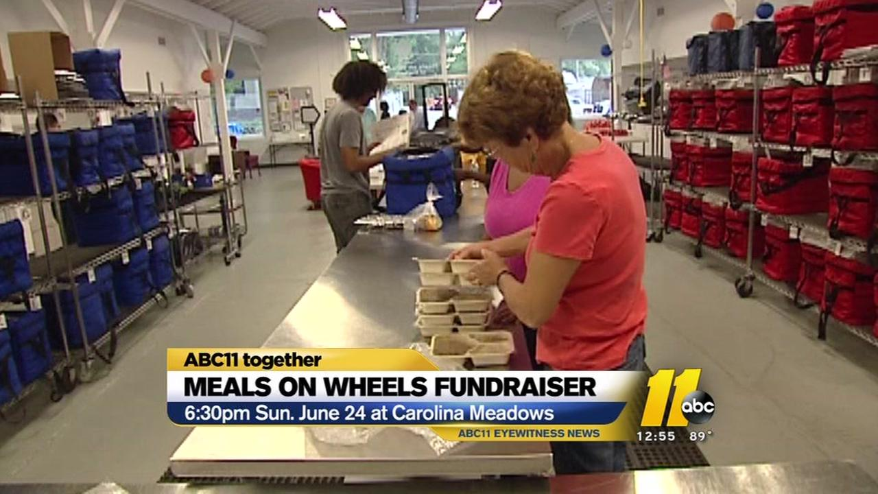 Concert raises money for Meals on Wheels