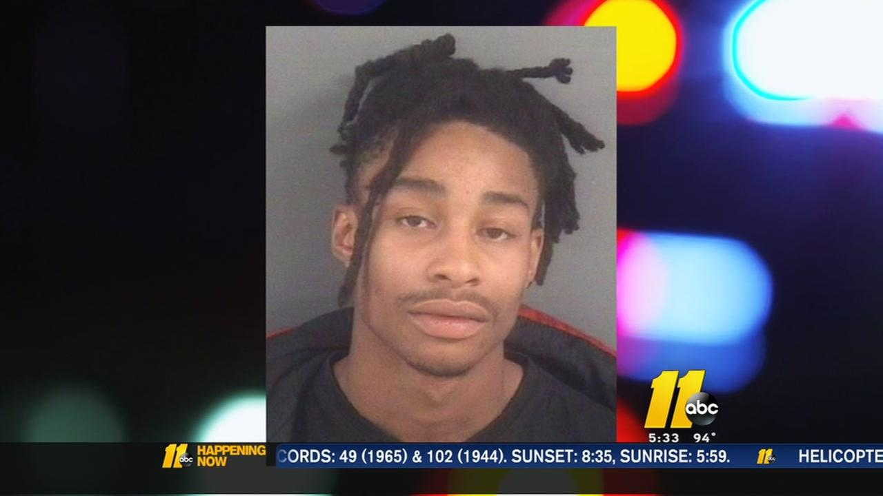 Suspect who escaped police custody in Fayetteville arrested