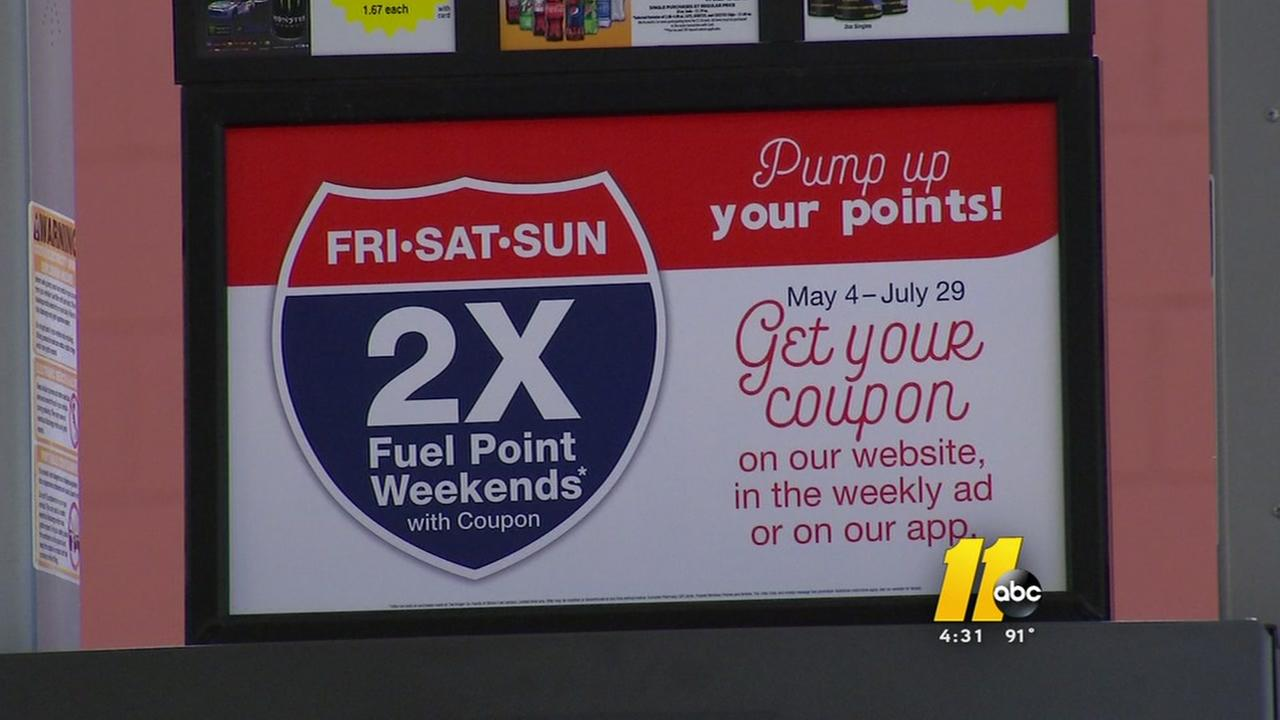 Shopers unsure on what will happen to their fuel rewards with Kroger closing
