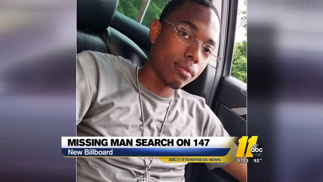 Community still searching for missing Durham man