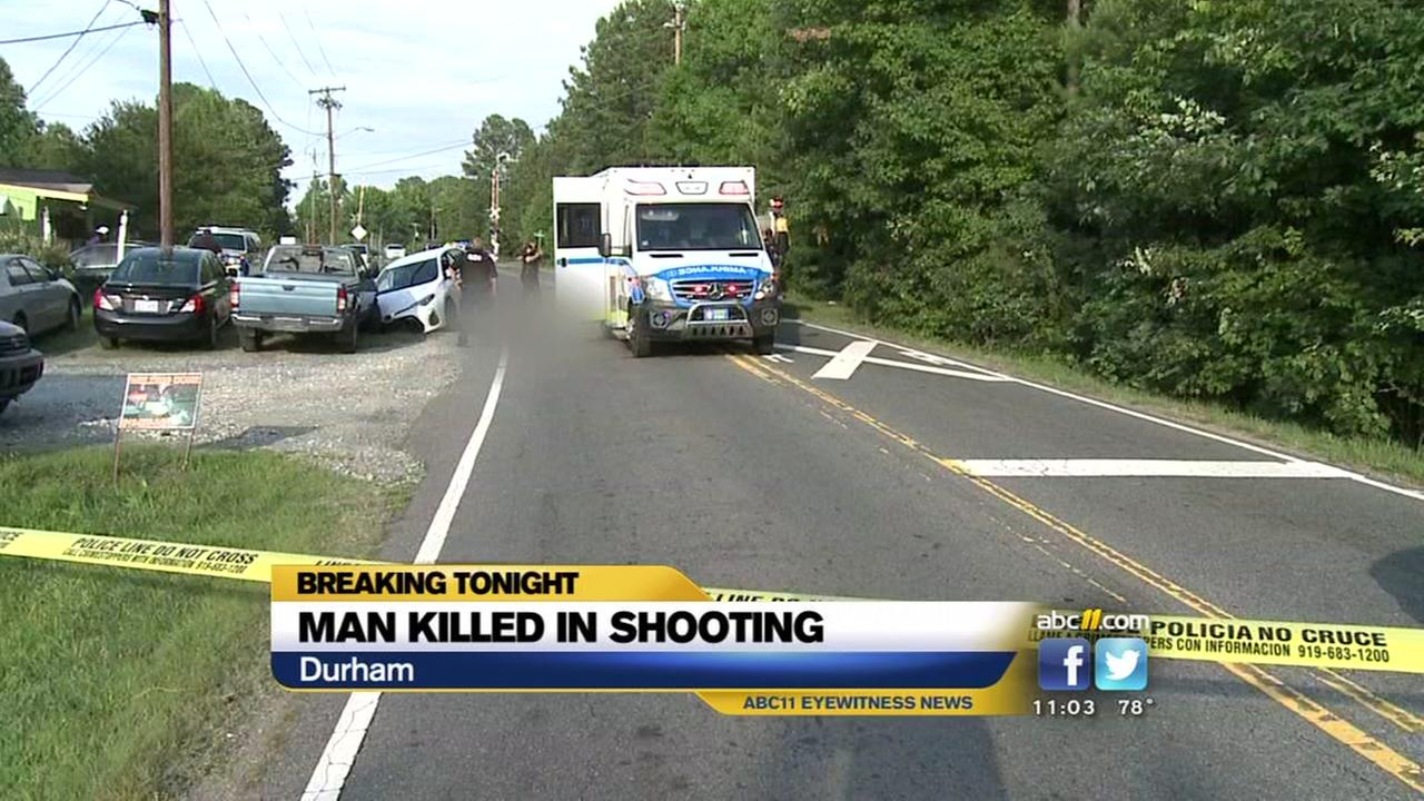 Durham police investigate homicide on Cheek Road