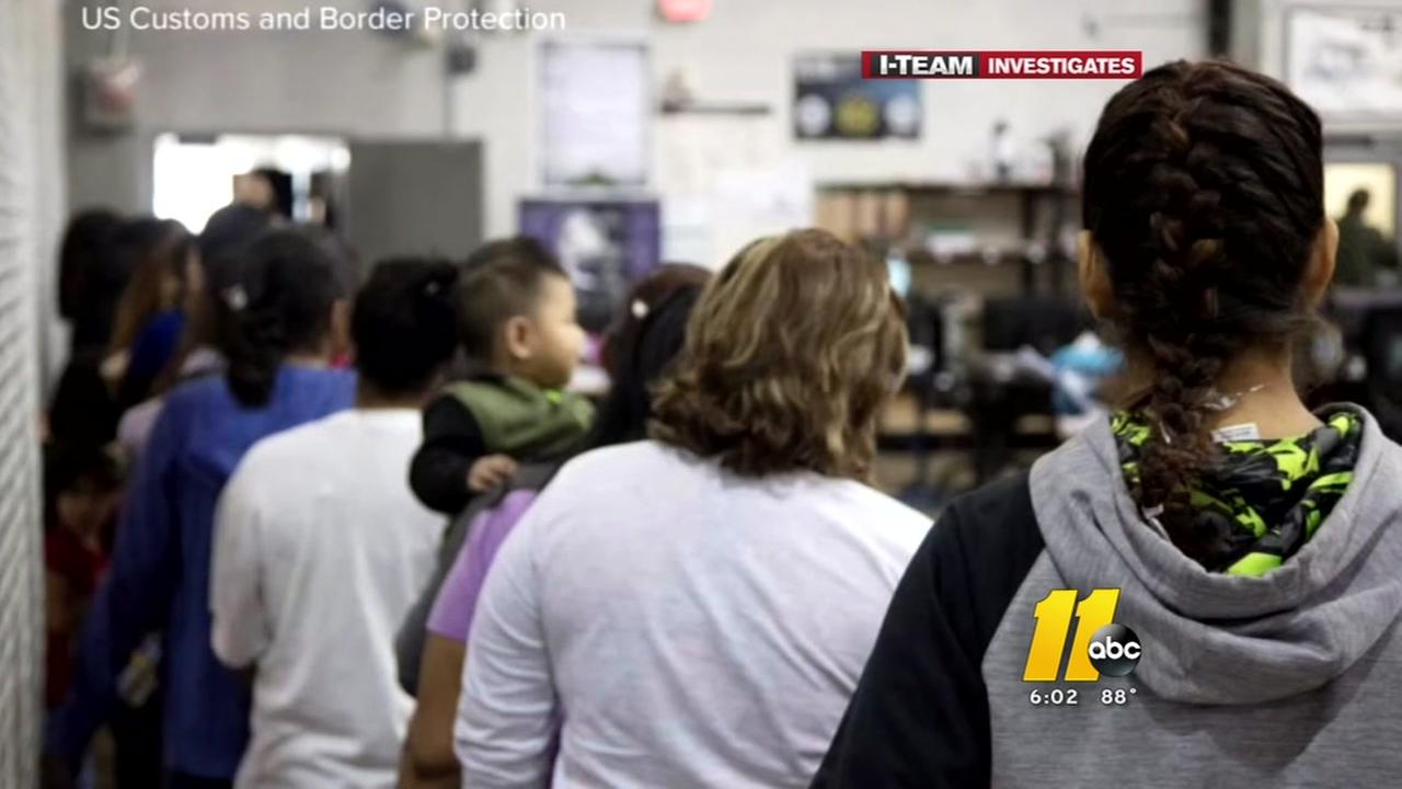 ITEAM investigates which countries North Carolinas immigrants are coming from