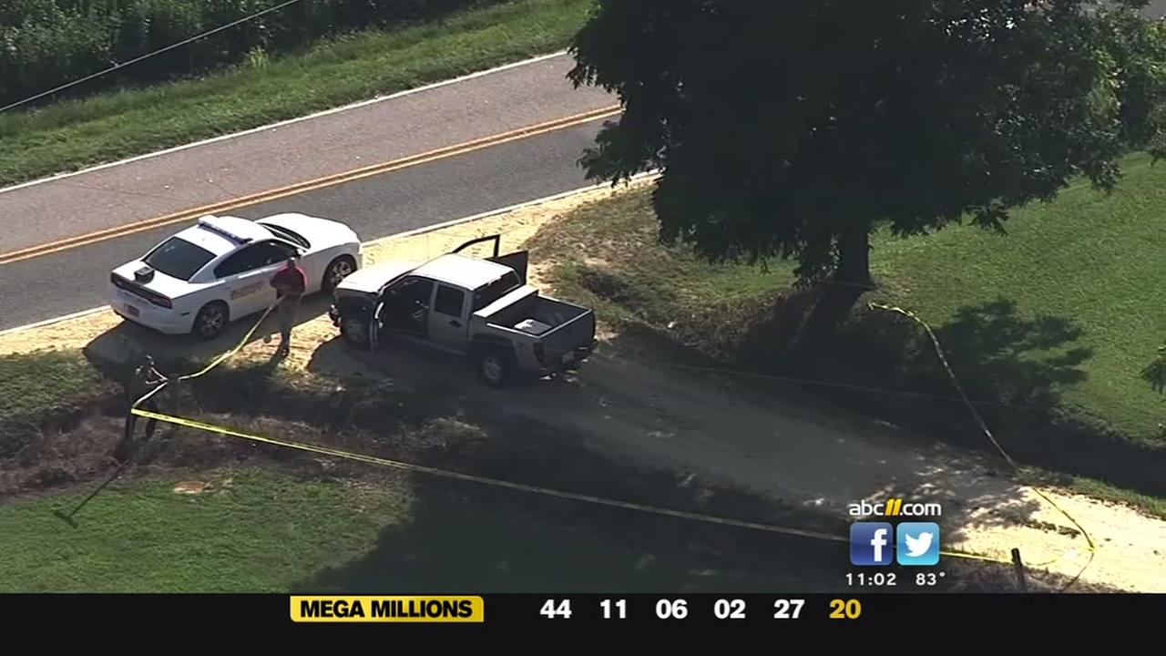 Truck driver accidentally shot on I-40 in Johnston County