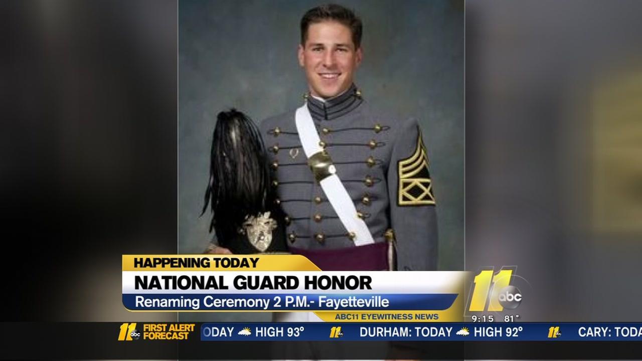 National Guard Armory renaming