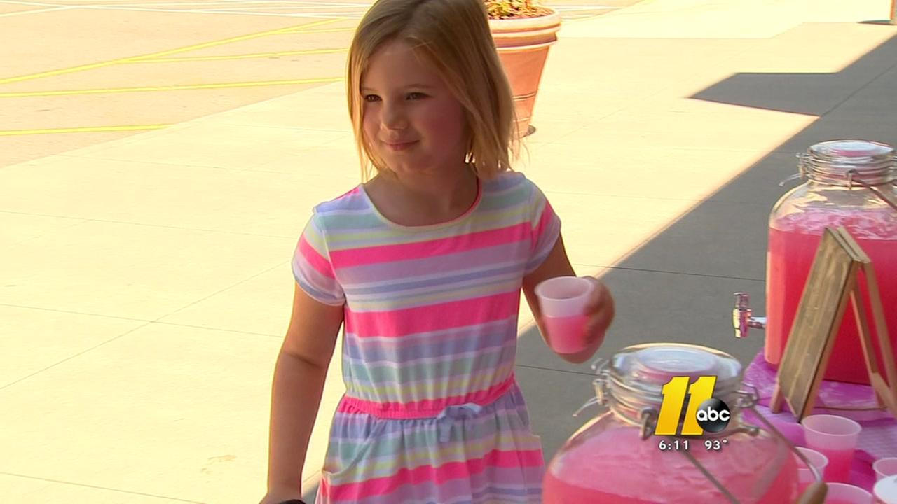 Pink Lemonade Challenge raises money to fight cancer