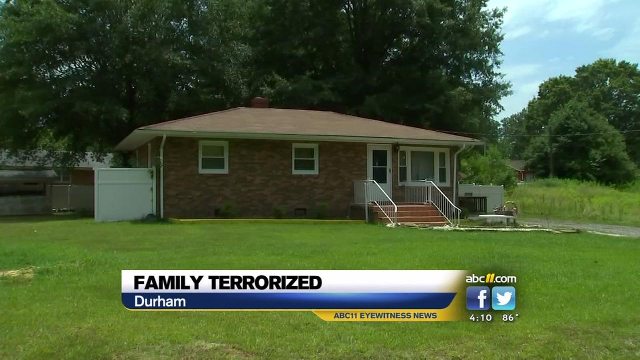 Durham family was bound with zip ties while intruder stole $35,000