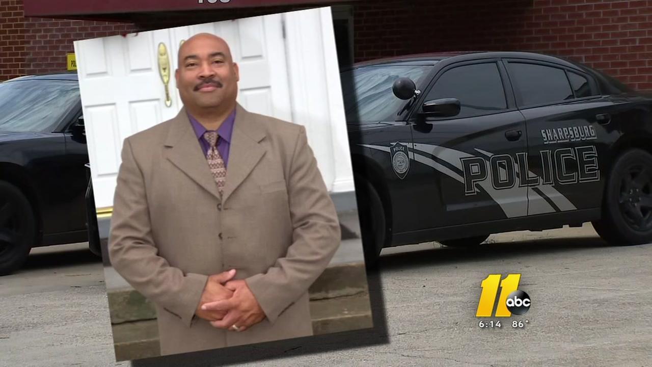 Sharpsburg police chief abruptly fired