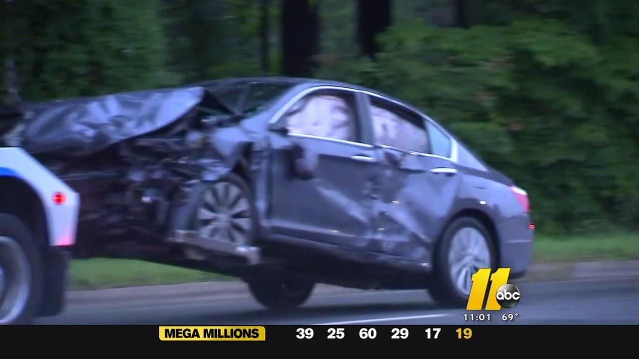 One person killed in two-car accident in Cumberland County