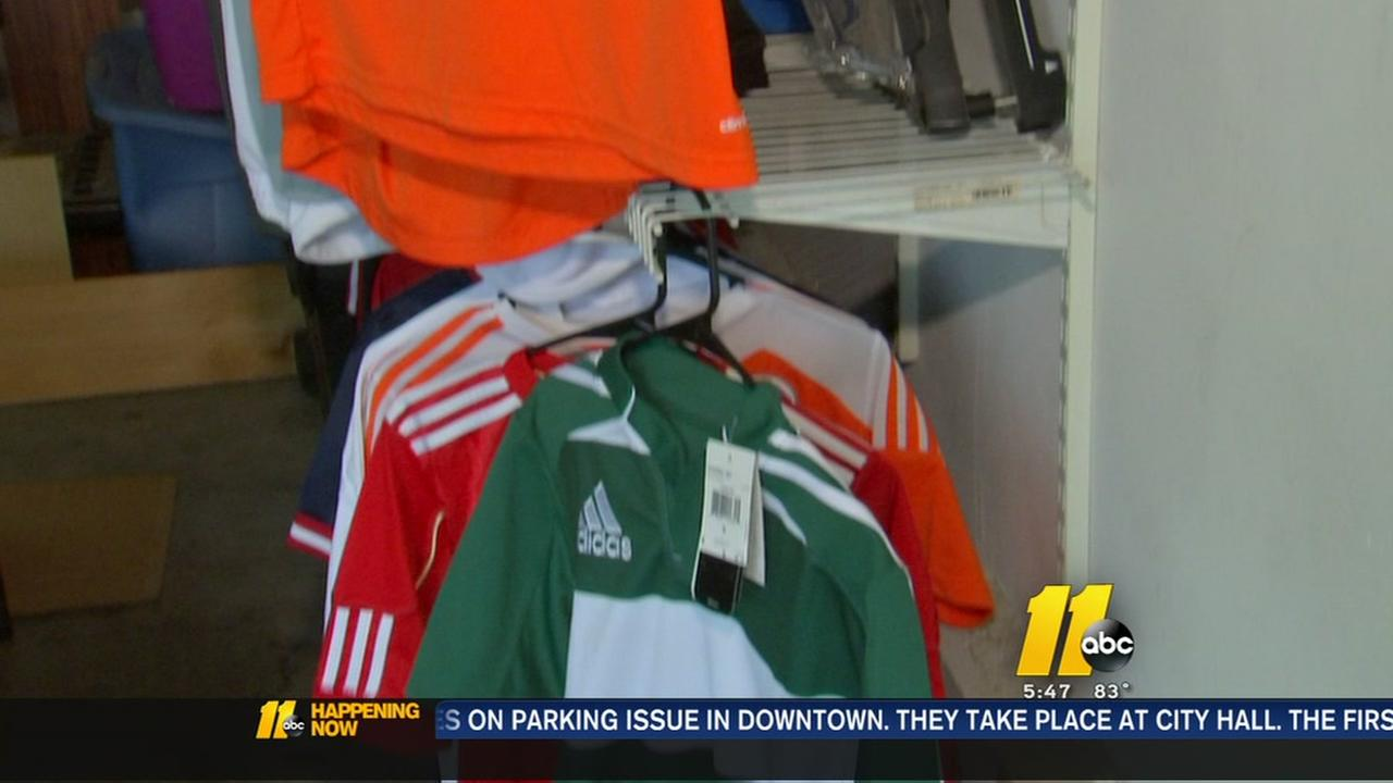 Tragedy, unworn soccer jerseys spawns charity