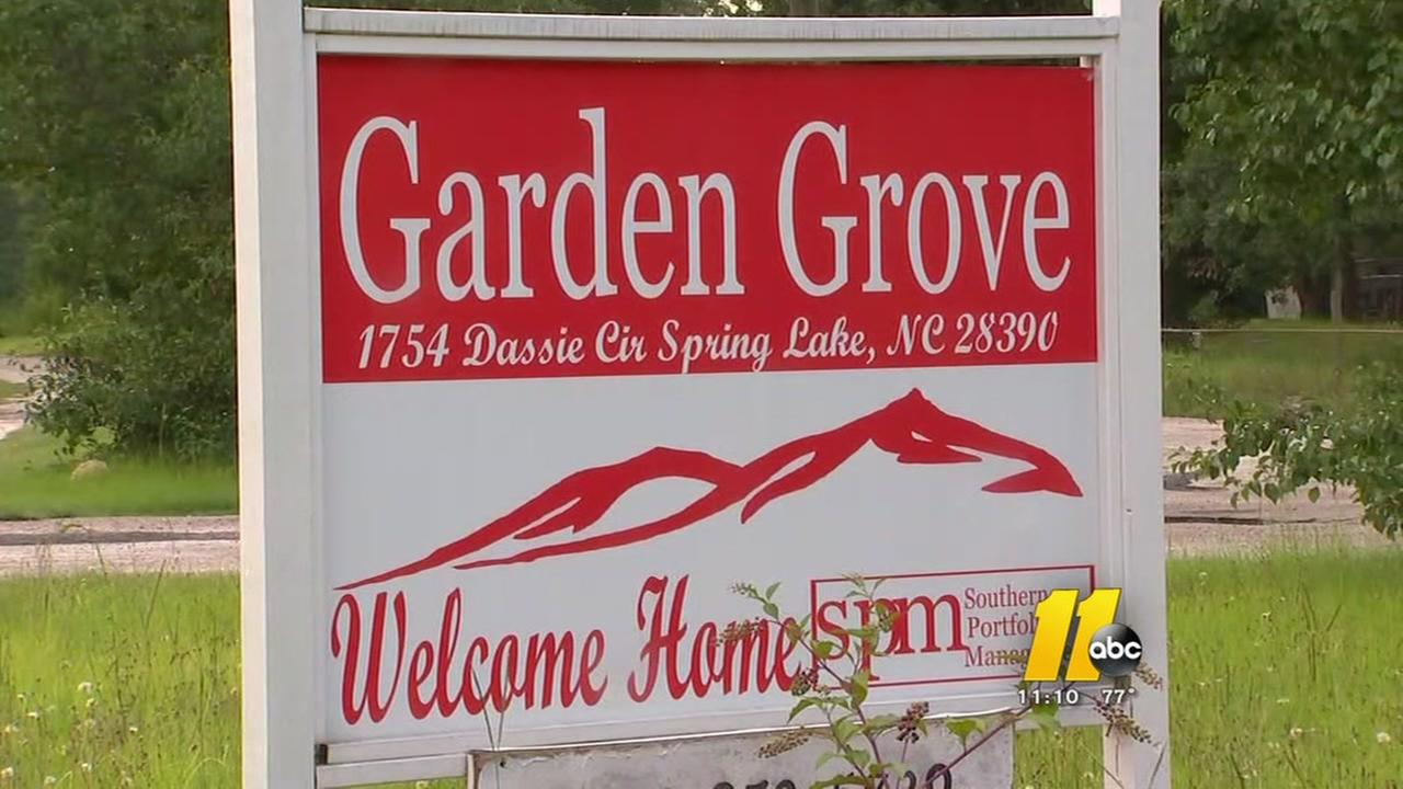 Spring Lake residents pushed out of homes