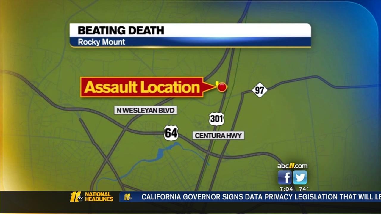 Rocky Mount man dies in assault