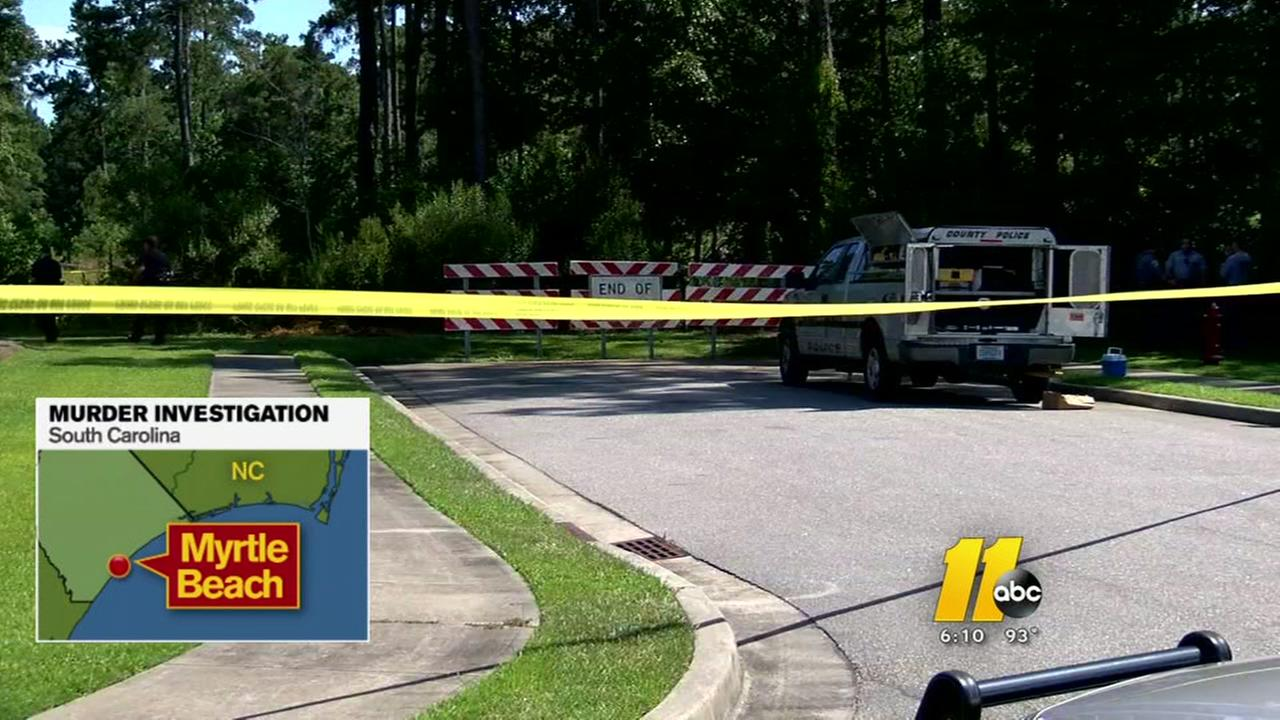 SC authorities investigate death of 41-year-old woman from Nash Co.