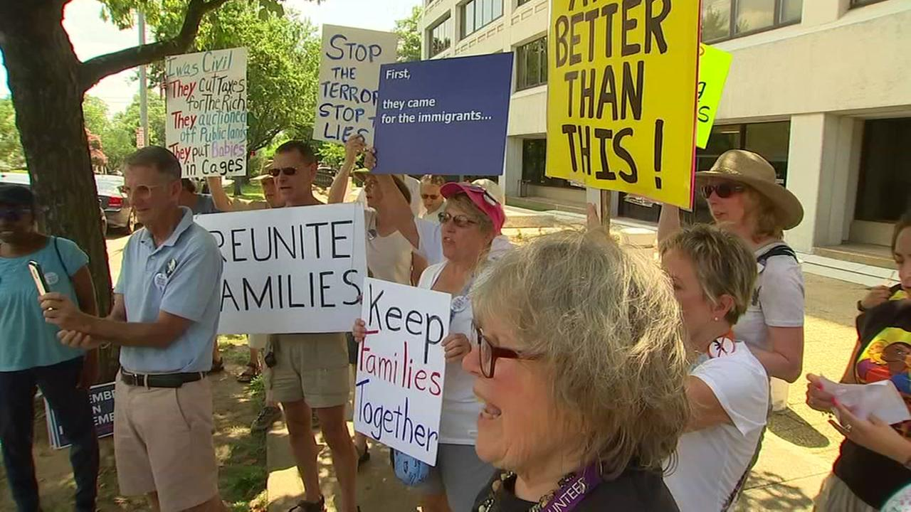 Advocates for immigrants want action from Senator Tillis