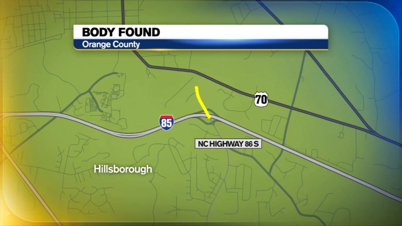Body found off Highway 86 in Orange County