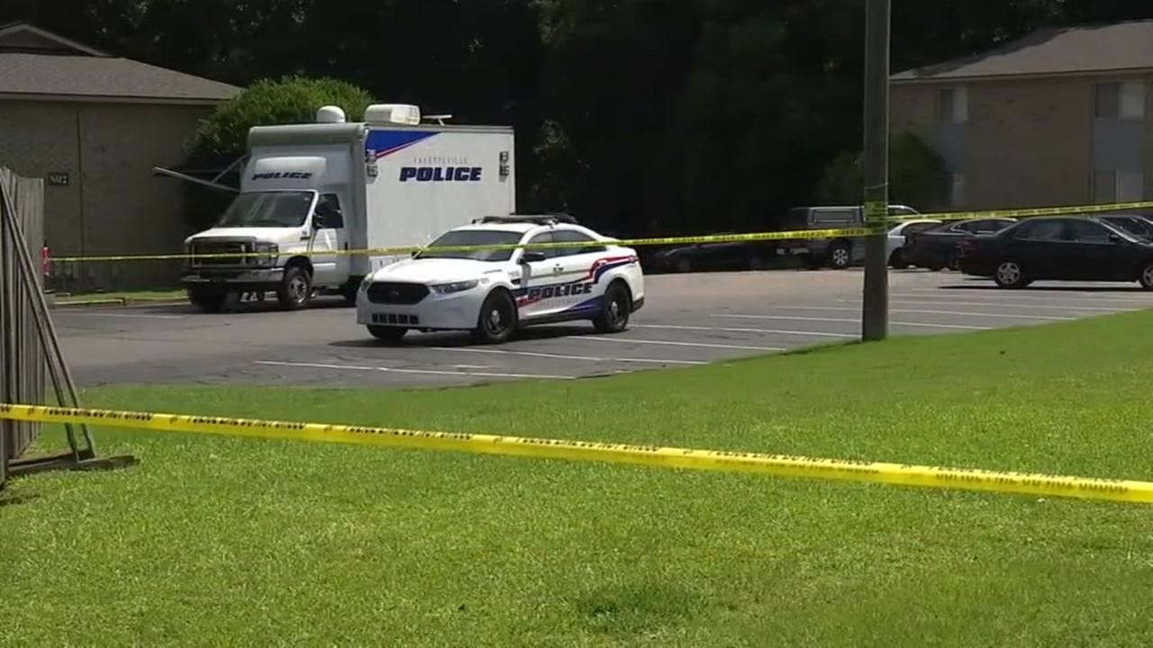 Update on the officer-involved shooting in Fayetteville