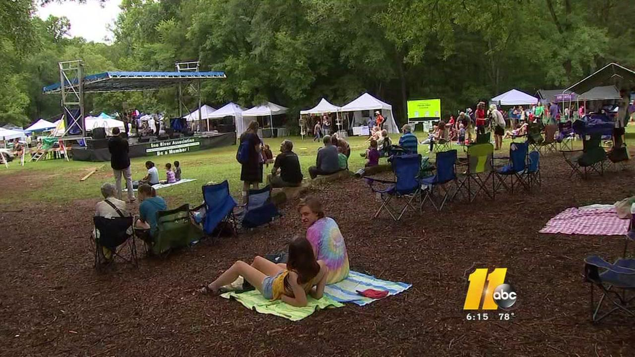 39th Festival for the Eno draws crowds