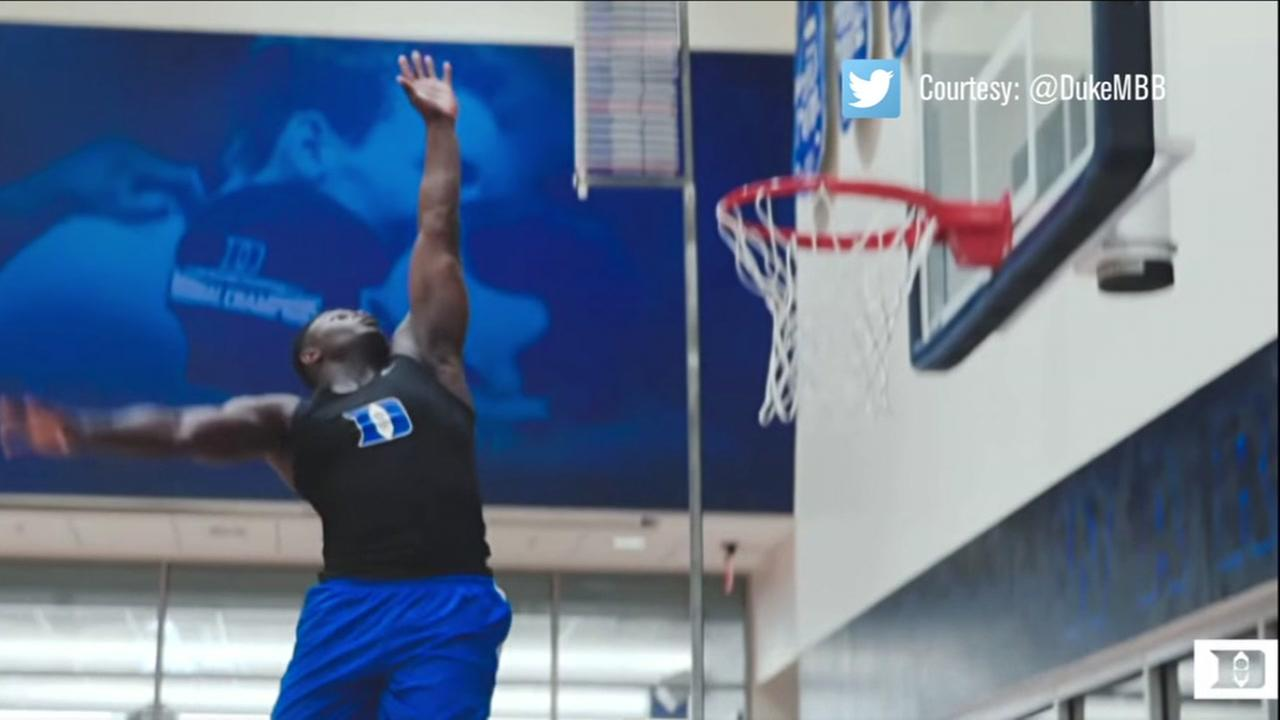 Freshman Zion Williamson already breaking records at Duke