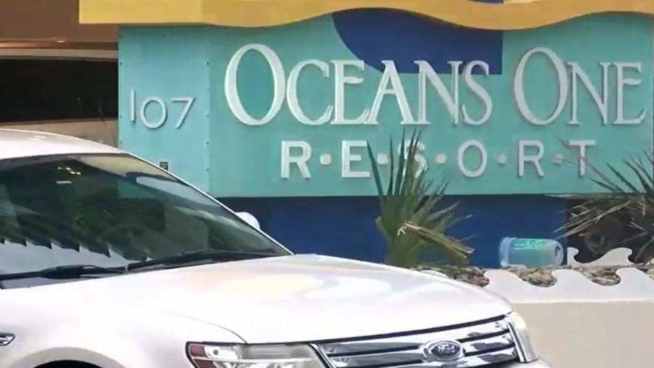 4-year-old accidentally shoots himself at Myrtle Beach hotel