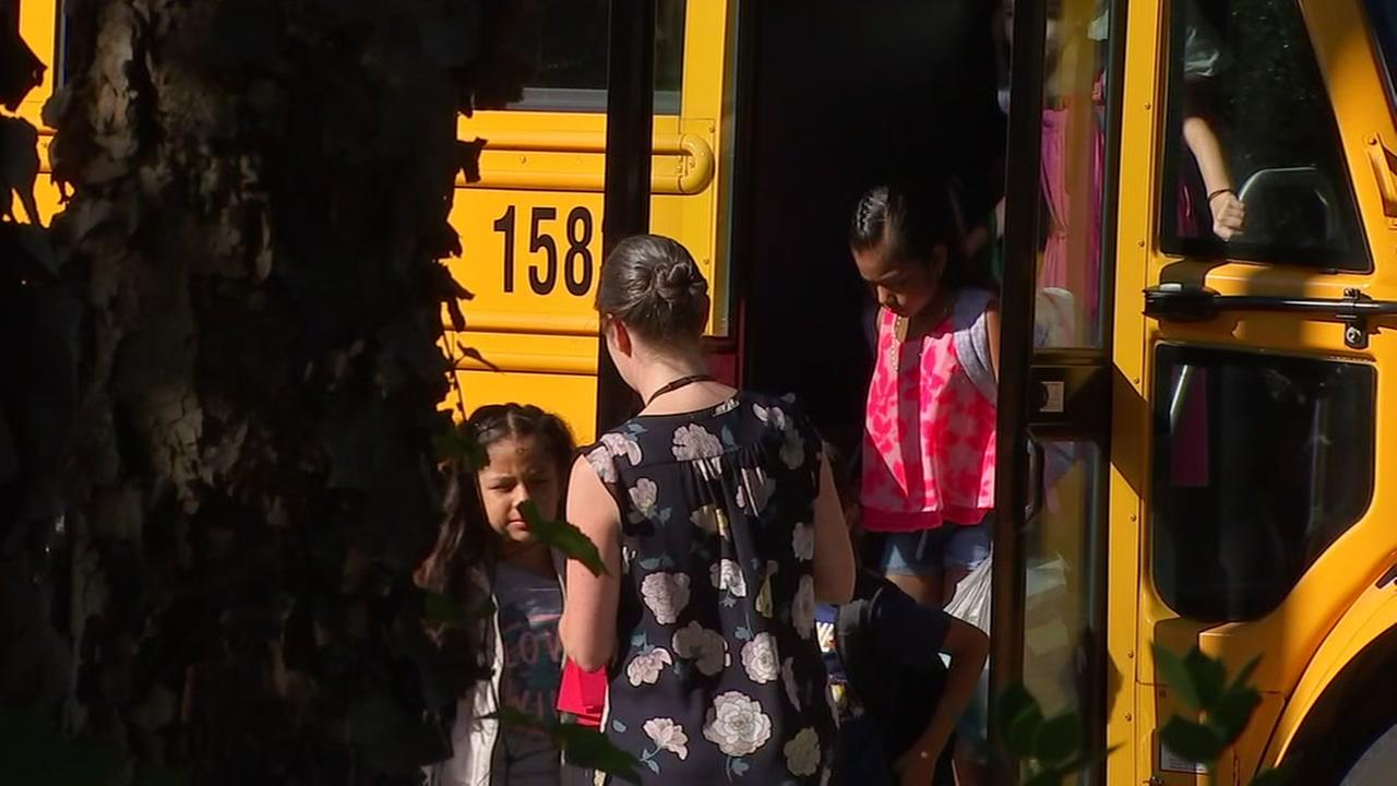 Wake County teachers and students prep for first day of school