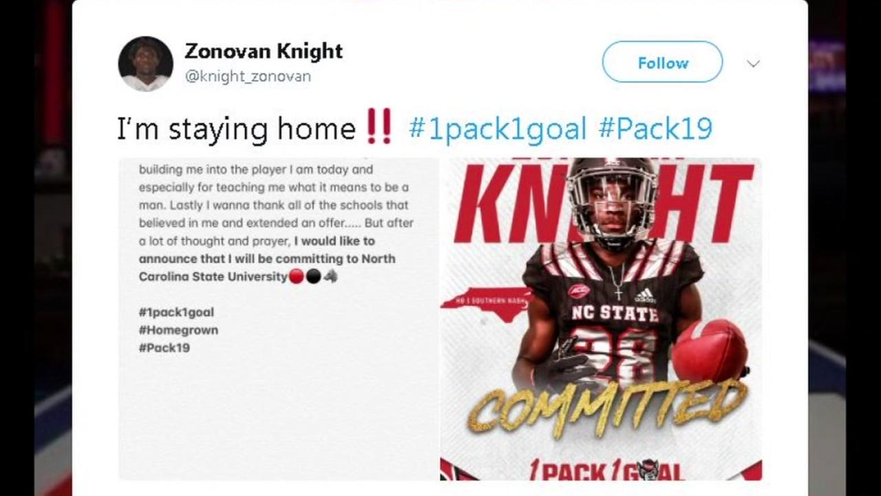 NC State picks up two top recruits