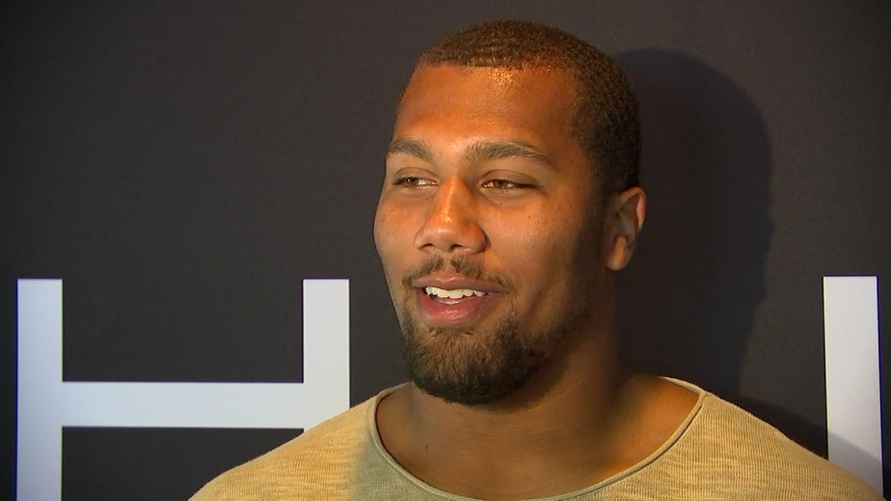 Bradley Chubb makes a return to Raleigh