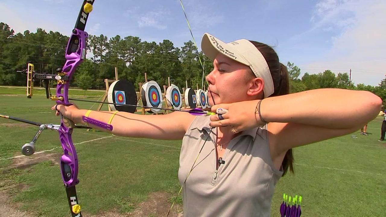 Archers take aim at national titles