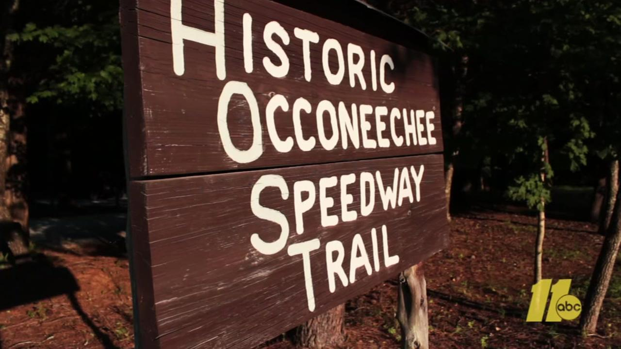 Hidden Hillsborough: Historic Occoneechee Speedway Trail
