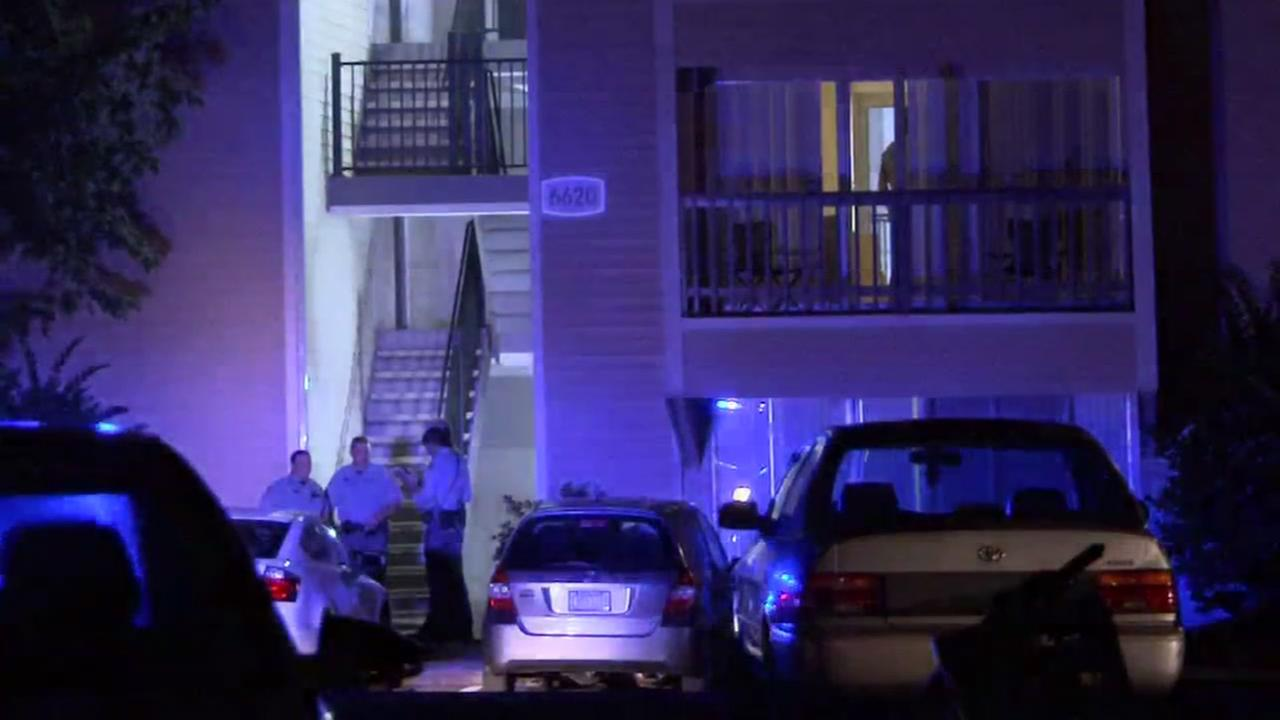 Woman shot in stomach at Raleigh apartment complex