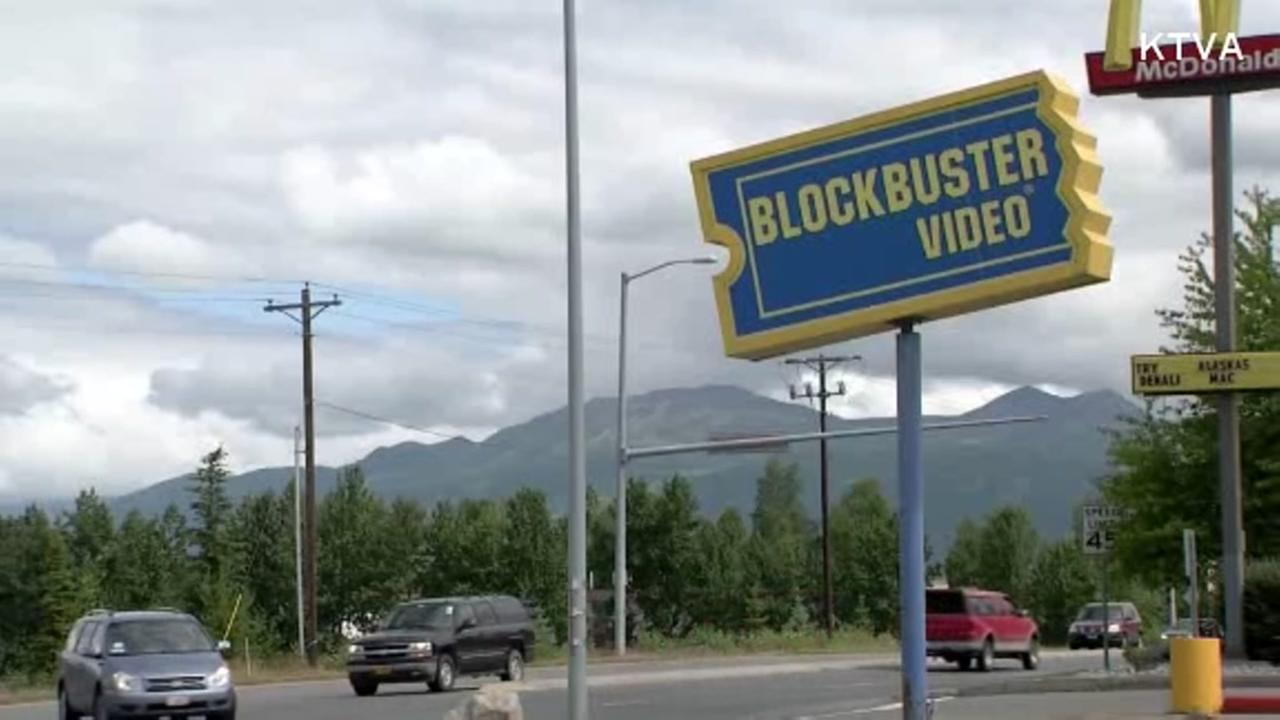 Theres only one Blockbuster store left in the United States