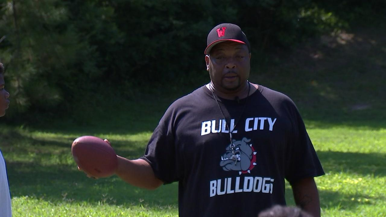 Bull City Bulldogs youth football team focuses on football, life skills
