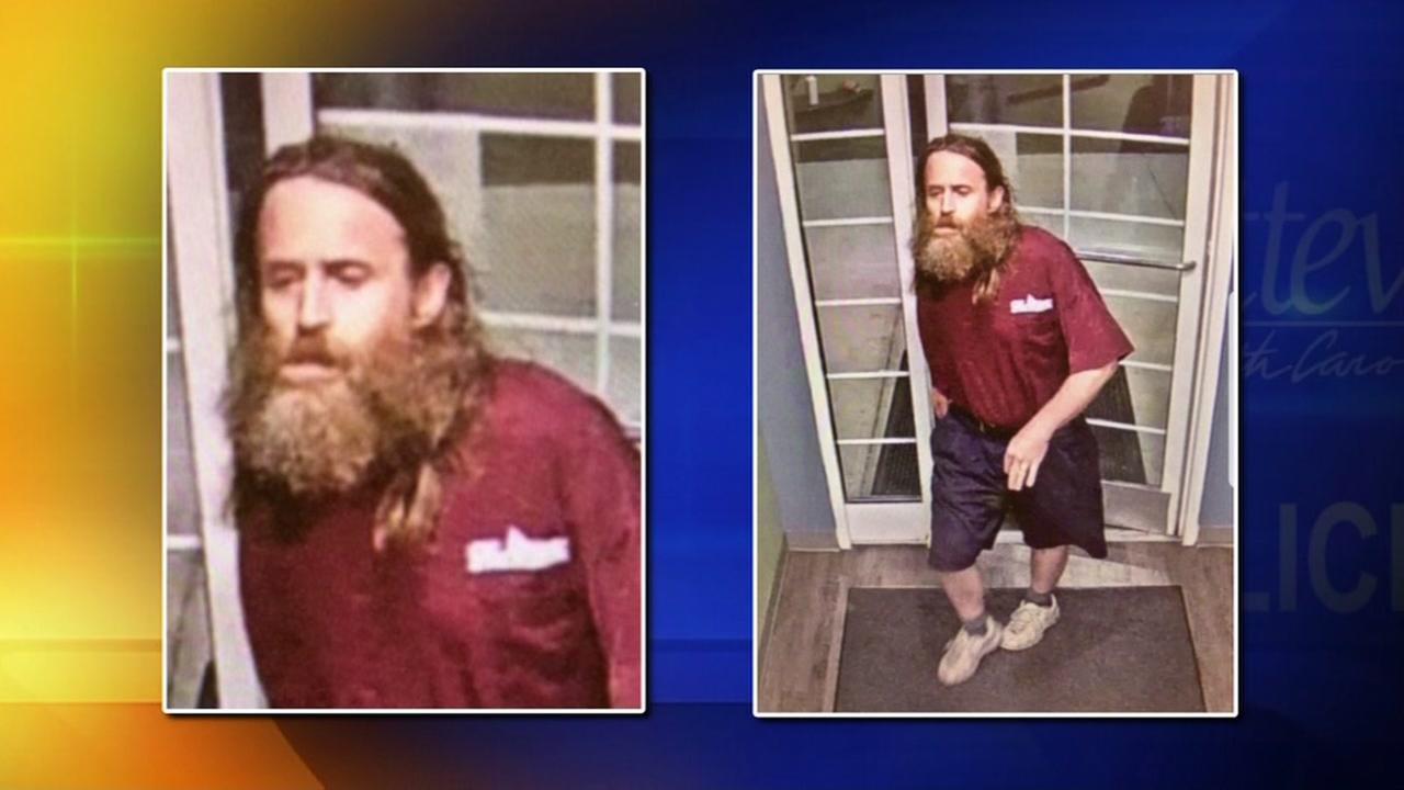 Fayetteville fire suspect