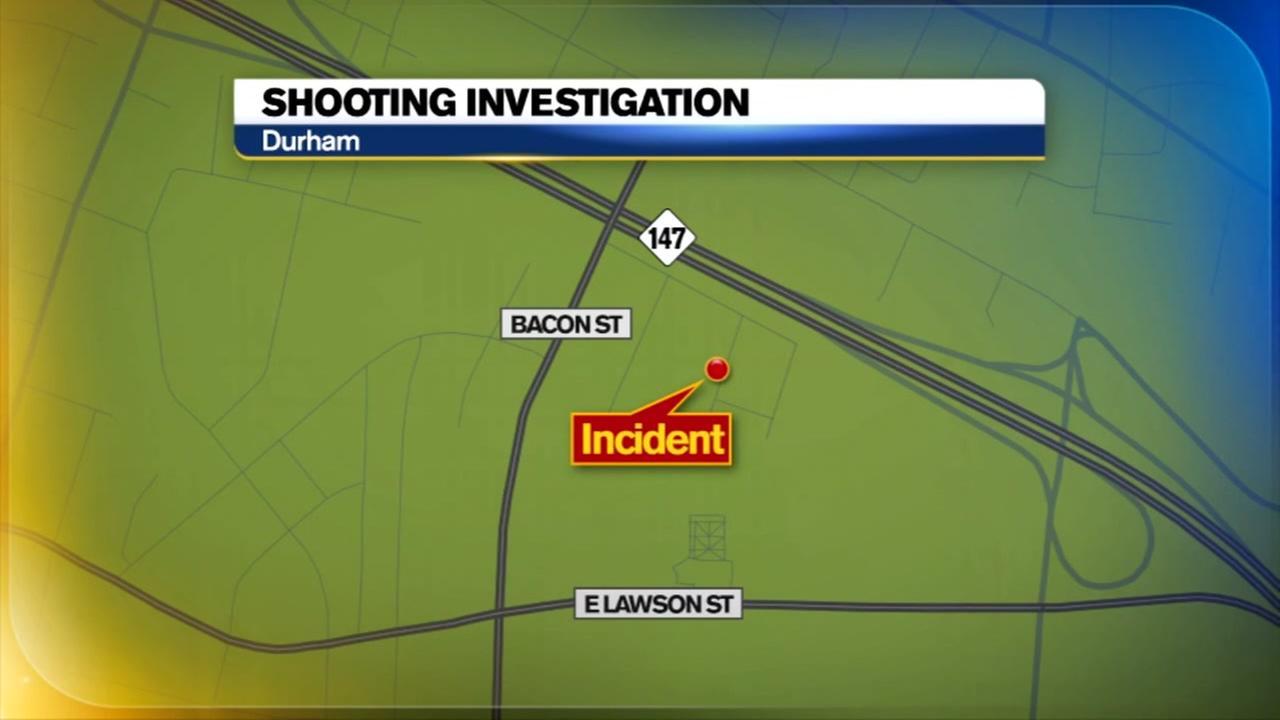 Report: Durham man found suffering from gunshot wounds in car