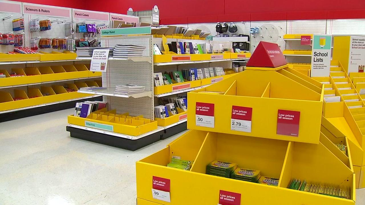 Target offers teachers a 15 percent discount on school supplies