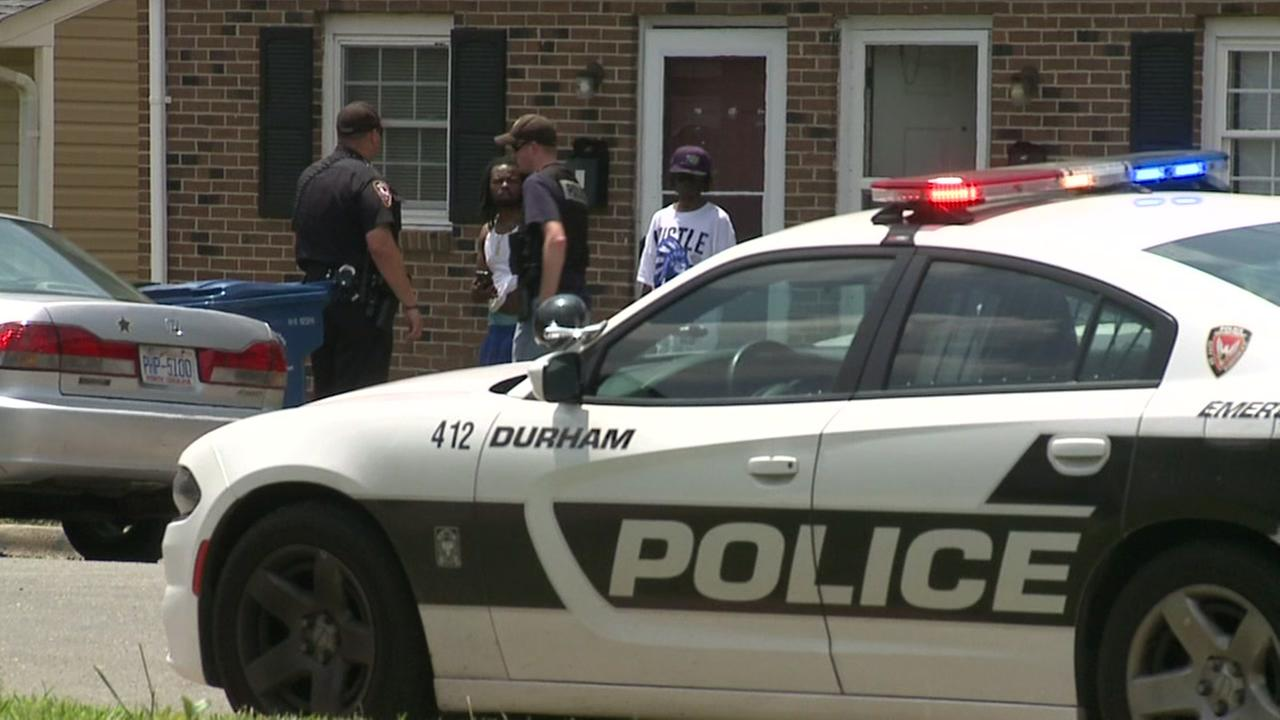 Durham man found suffering from gunshot wounds in car